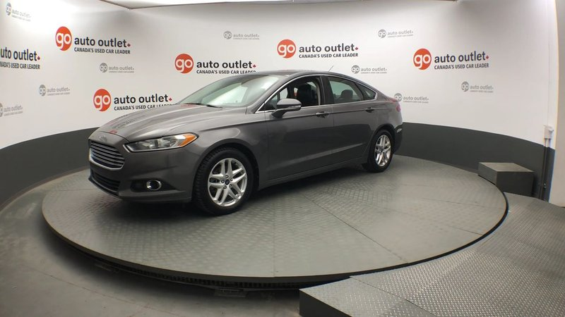 2013 Ford Fusion SE for sale in Red Deer, Alberta
