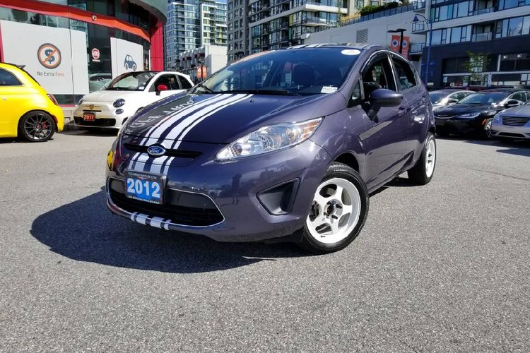 2012 Ford Fiesta SE for sale in Richmond, British Columbia