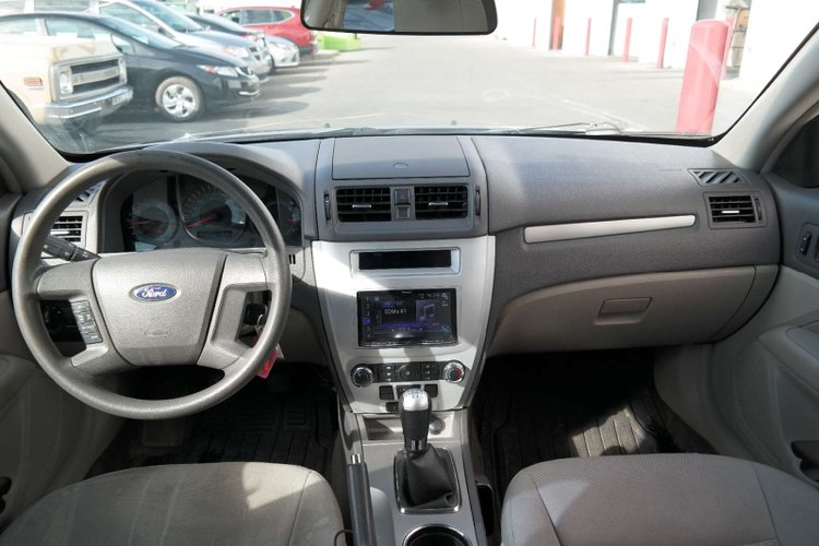 2010 Ford Fusion S for sale in Edmonton, Alberta