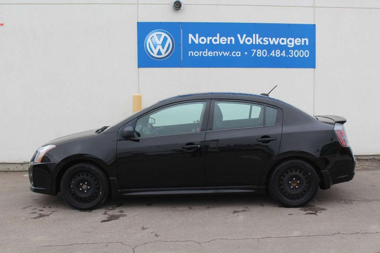 2010 Nissan Sentra SE-R Spec V for sale in Edmonton, Alberta