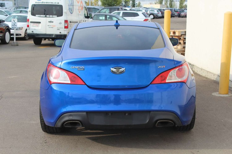 2011 Hyundai Genesis Coupe Premium For Sale In Edmonton, Alberta