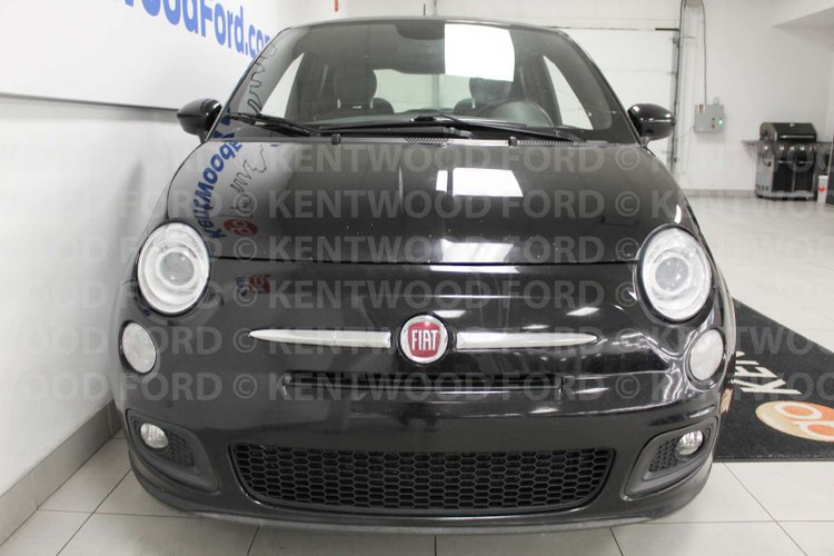 2014 Fiat 500 Sport for sale in Edmonton, Alberta