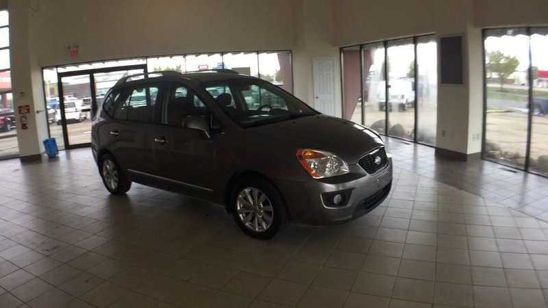 2011 Kia Rondo EX w/3rd Row for sale in Red Deer, Alberta
