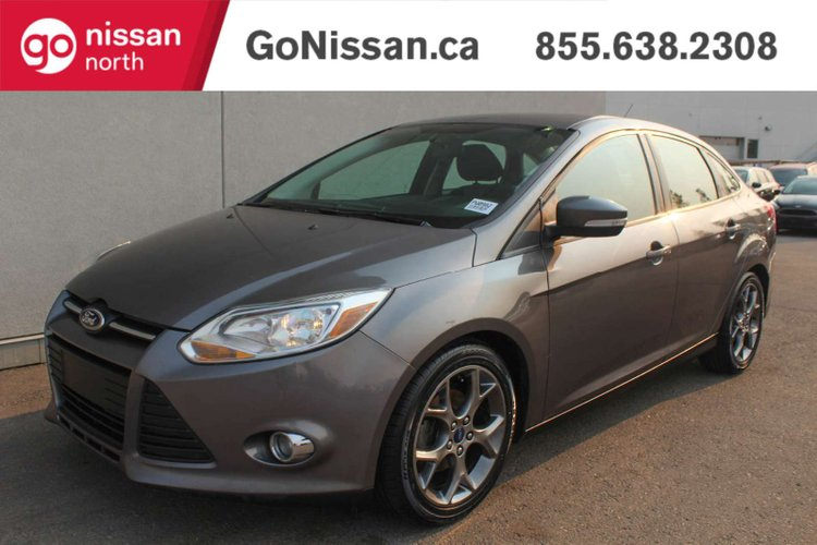 2014 Ford Focus SE for sale in Edmonton, Alberta