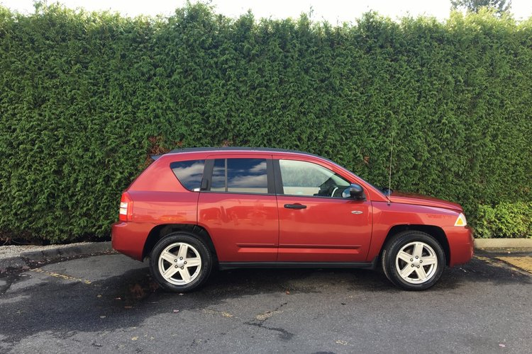 2008 Jeep Compass Sport for sale in Surrey, British Columbia