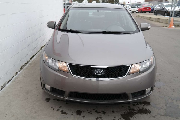 2010 Kia Forte SX for sale in Edmonton, Alberta