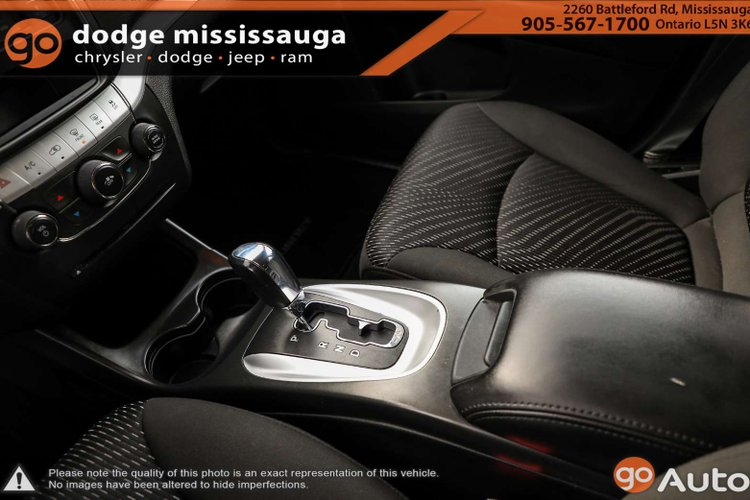 2012 Dodge Journey SXT for sale in Mississauga, Ontario