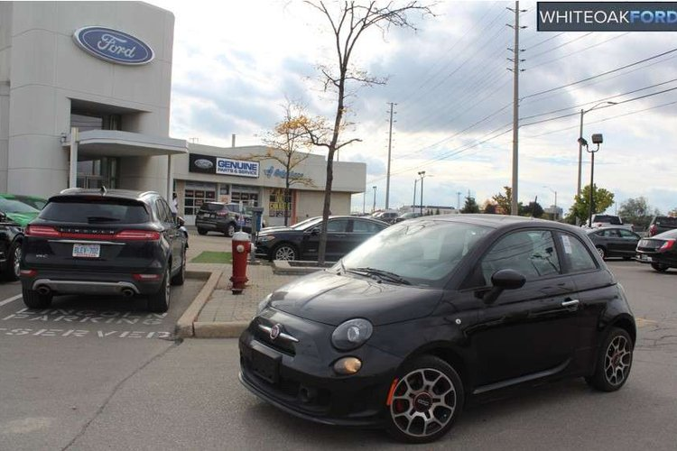 2013 Fiat 500 Sport Turbo for sale in Mississauga, Ontario