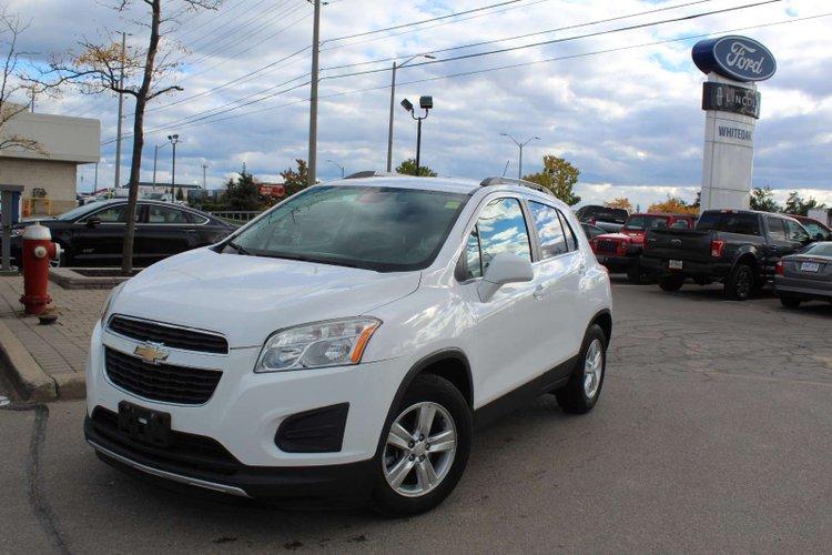 2013 Chevrolet Trax LT for sale in Mississauga, Ontario