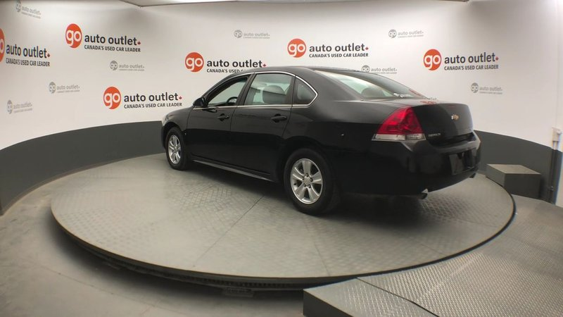 2012 Chevrolet Impala LS for sale in Red Deer, Alberta