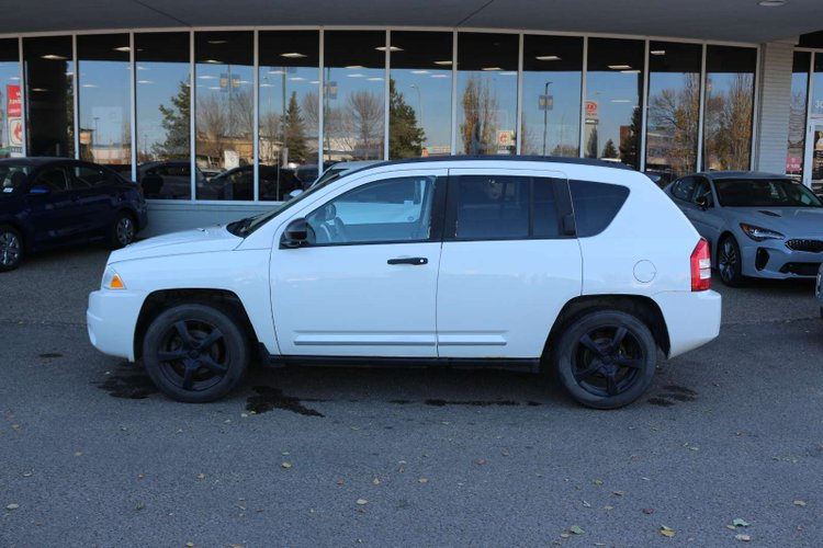 2008 Jeep Compass Limited for sale in Edmonton, Alberta