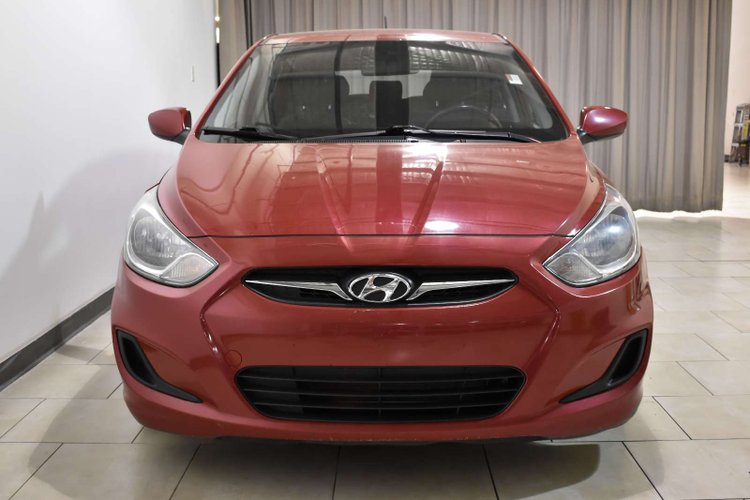 2014 Hyundai Accent GL for sale in Edmonton, Alberta