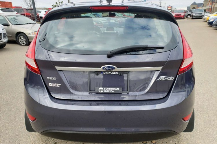 2012 Ford Fiesta SES for sale in Edmonton, Alberta