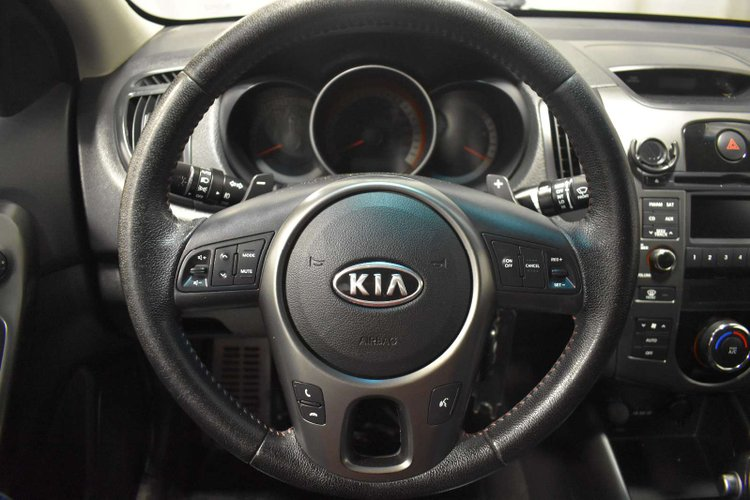 2011 Kia Forte SX for sale in Red Deer, Alberta