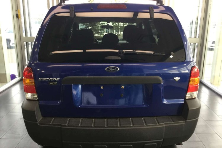2005 Ford Escape XLT for sale in Edmonton, Alberta