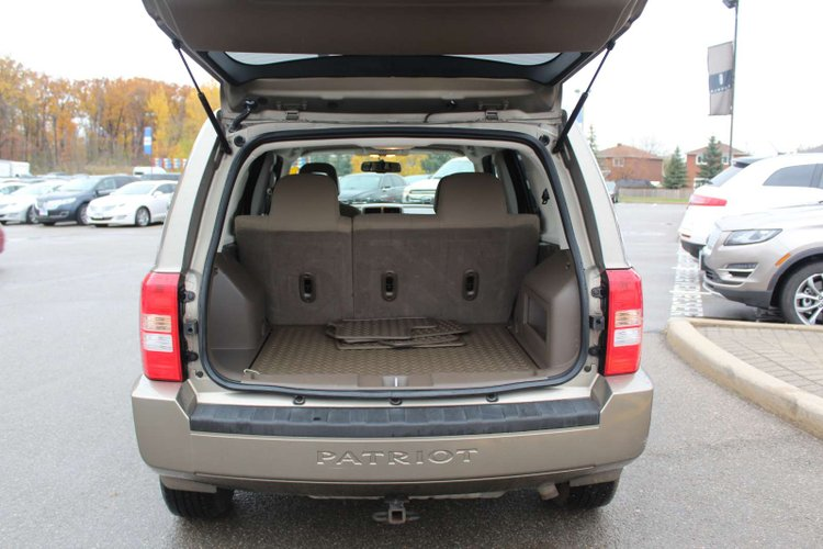 2007 Jeep Patriot Sport for sale in Mississauga, Ontario