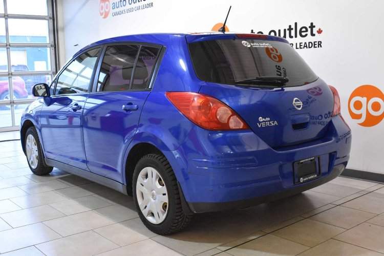 2012 Nissan Versa S for sale in Edmonton, Alberta
