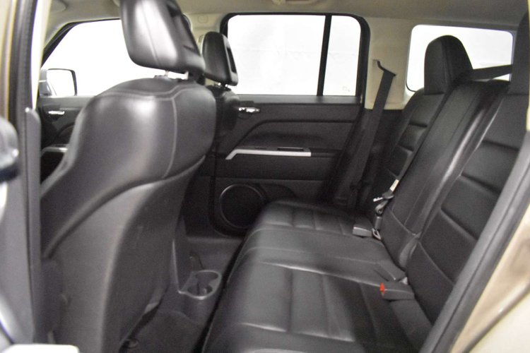 2008 Jeep Patriot Limited for sale in Red Deer, Alberta