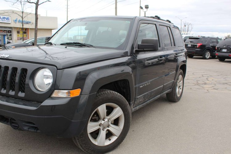 2011 Jeep Patriot North for sale in Mississauga, Ontario