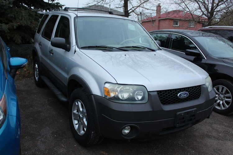 2007 Ford Escape XLT for sale in Mississauga, Ontario