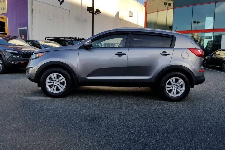 2012 Kia Sportage LX for sale in Richmond, British Columbia