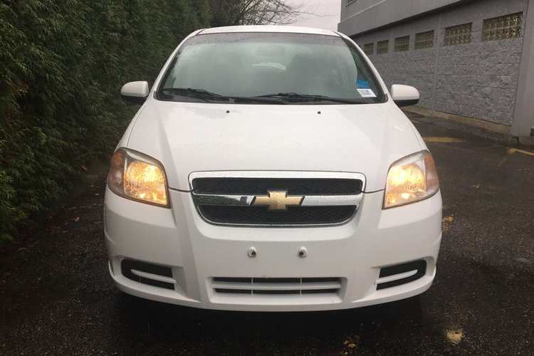 2009 Chevrolet Aveo LS for sale in Surrey, British Columbia