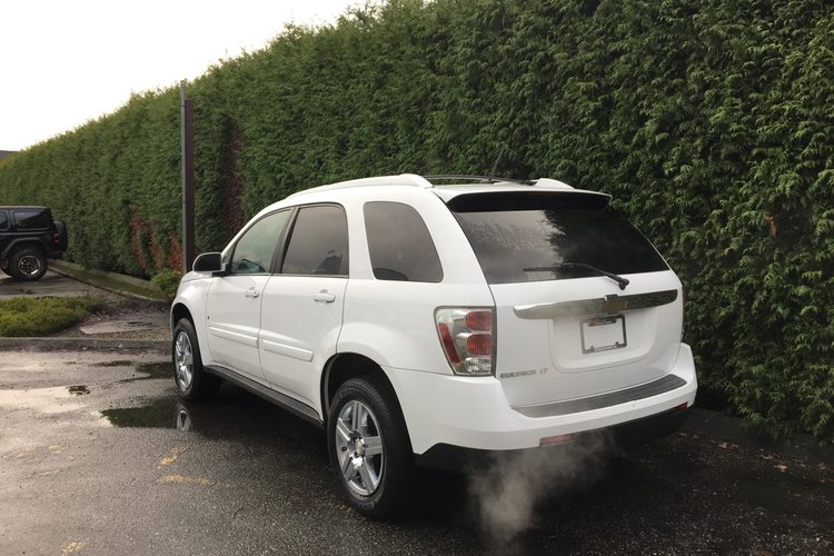 2008 Chevrolet Equinox LT for sale in Surrey, British Columbia