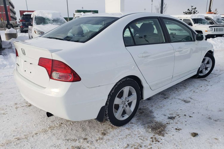 2008 Honda Civic Sdn LX for sale in Edmonton, Alberta