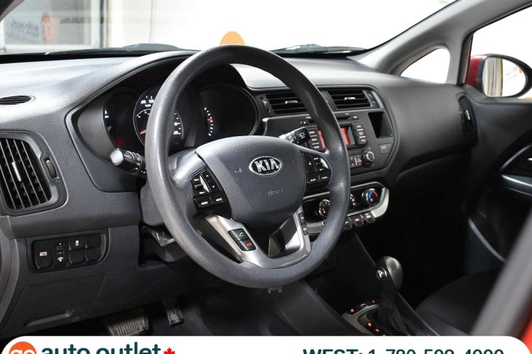2013 Kia Rio LX+ ECO for sale in Edmonton, Alberta