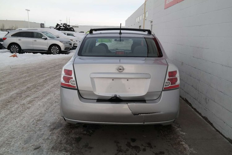 2007 Nissan Sentra 2.0 S for sale in Edmonton, Alberta