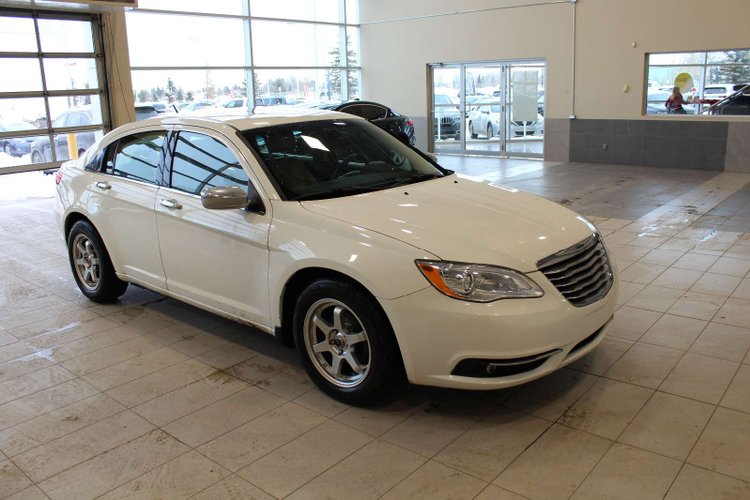 2011 Chrysler 200 Limited for sale in Red Deer, Alberta