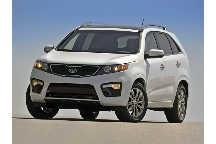 2013 Kia Sorento SX For Sale In Edmonton, Alberta