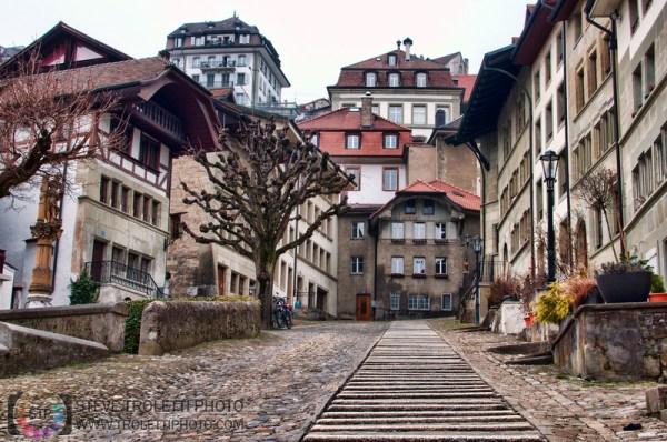 Steve Troletti Editorial, Nature and Wildlife Photographer: Fribourg, Switzerland &emdash; Les escaliers du Court-Chemin