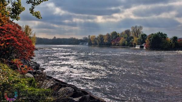 Steve Troletti Photography: PICTURE OF THE DAY / PHOTO DU JOUR &emdash; Fall is definitely here / L'automne est bel et bien là