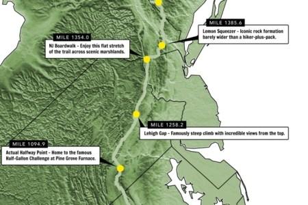 appalachian mountains map us appalachian trail appalachian plateau ...