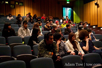 RMIT University screening of Autumn Gem