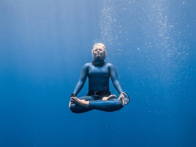 7 Days Go Deeper Free Diving And Yoga Holiday In Bali Indonesia Bookyogaretreats Com