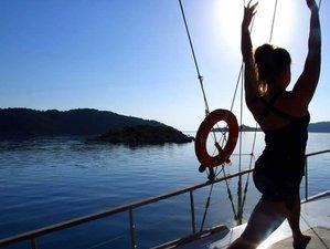 8 day sailing yoga retreat in greece