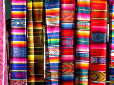 Colour in Mexico... - Wherever life takes us