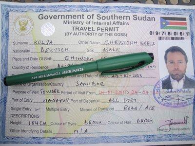 Image result for sudan work permit