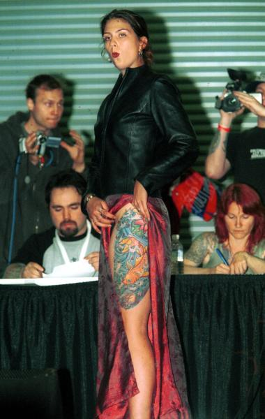 Tag Archives: London Tattoo Convention