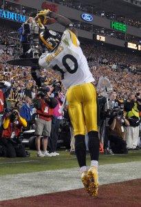 Santonio Holmes - Super Bowl MVP