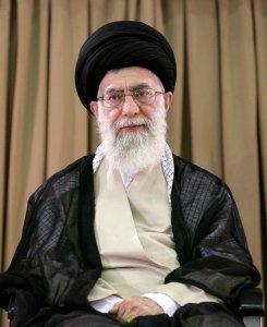 Ayatollah_Ali_Khamenei - Iran's Supreme Leader Ayatollah Ali  Khamenei warns opposition