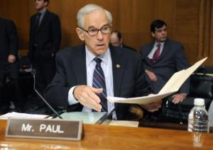 Ron Paul Leads Hearing On First Ever Audit Of Fed