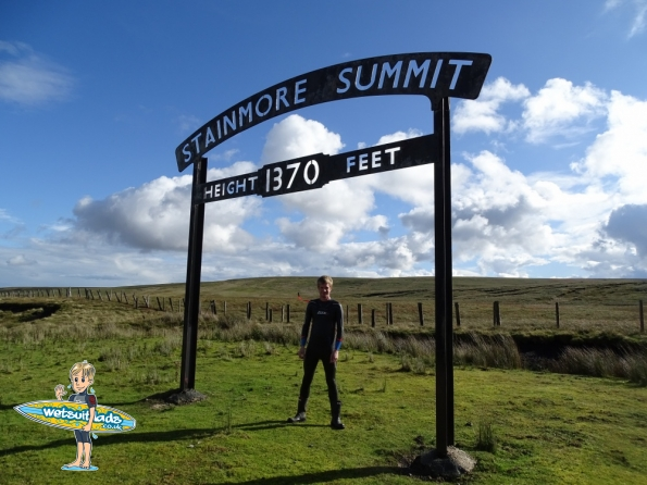 Wetsuit @ Stainmore Summit (14-09-2017)