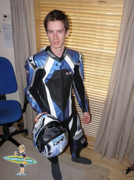 RST Pro Series 1 Piece Leather Suit