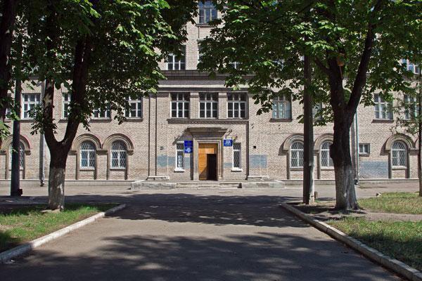 Специализированная школа № 40 - Киев