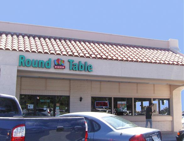 Round Table Pizza San Clemente