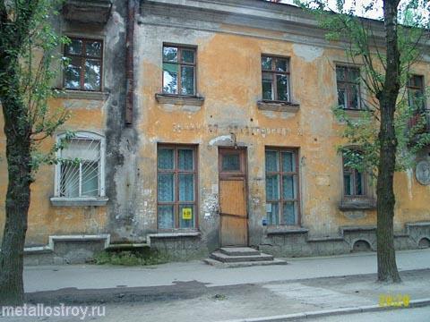 МО посёлок Металлострой - Санкт-Петербург