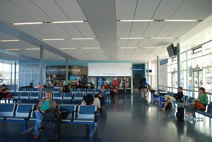 Departure Bay Ferry Terminal Nanaimo British Columbia